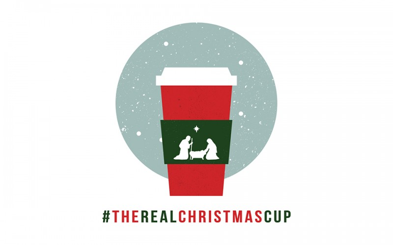 #TheRealChristmasCup
