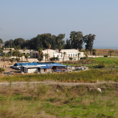 Magdala, the home of Mary Magdalene